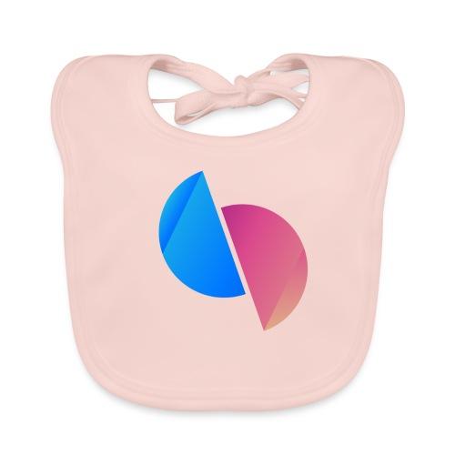 Ediplace logo färg - Ekologisk babyhaklapp