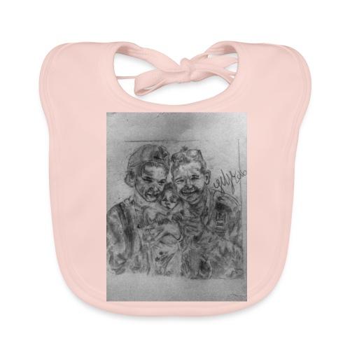 MMbaby cover. - Baby økologisk hagesmæk