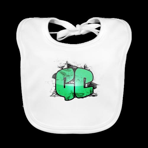 Vandflaske - GC Logo - Baby økologisk hagesmæk