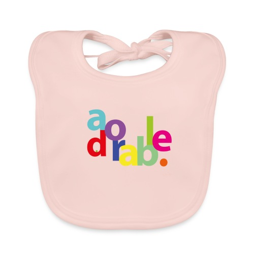 Adorable - Baby Organic Bib