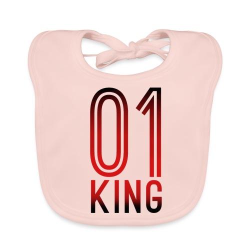 King Hoodie - Baby Bio-Lätzchen