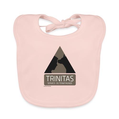 Trinitas forklæde - Baby økologisk hagesmæk