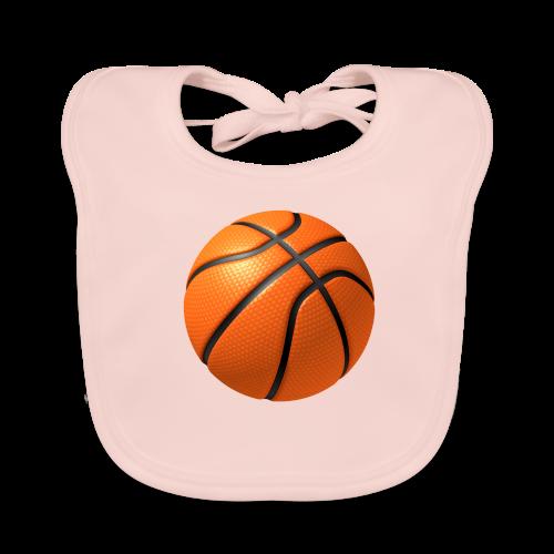 Basketball - Baby Bio-Lätzchen