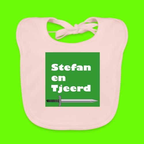 Stefan en Tjeerd - Bio-slabbetje voor baby's