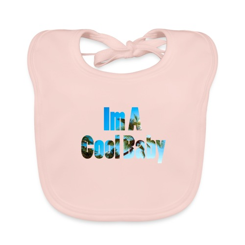 Ima_cool_Baby - Baby Organic Bib