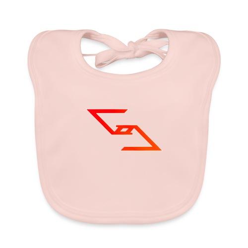 Logo et paterne de la marque. - Bavoir bio Bébé