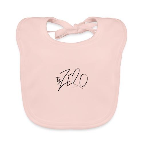 Ed Zero logo - Baby Organic Bib