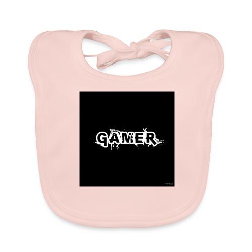 Gamer - Baby Bio-Lätzchen