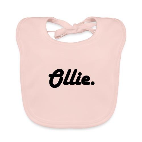 Ollie Harlow Solid - Bio-slabbetje voor baby's