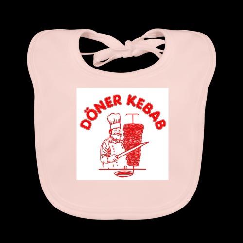 Doner Kebab - Baby Organic Bib