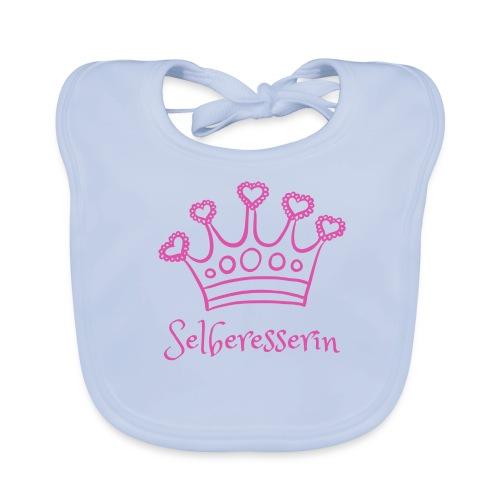Selberesserin1 - Baby Bio-Lätzchen