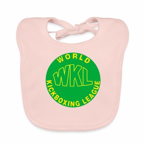 WKL GREEN - Babero ecológico bebé