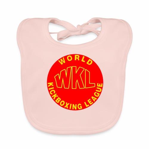 WKL RED - Babero ecológico bebé