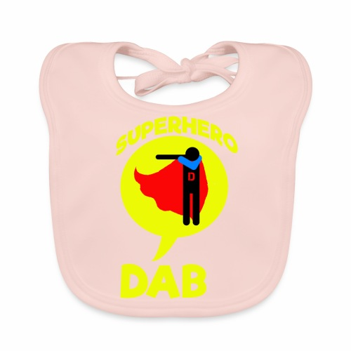 Dab supereroe/ Dab Superhero - Bavaglino