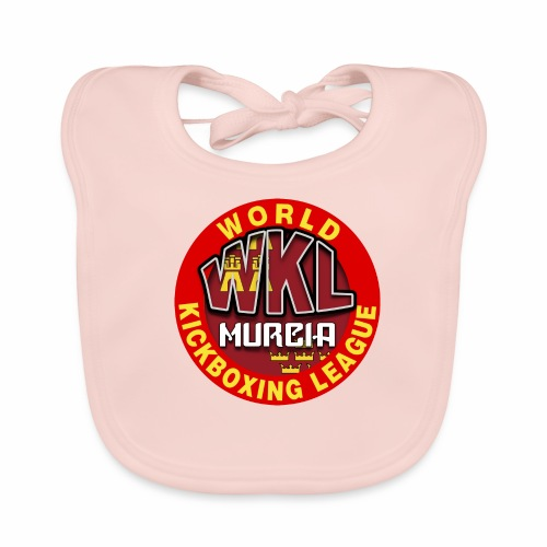 WKL MURCIA - Babero ecológico bebé