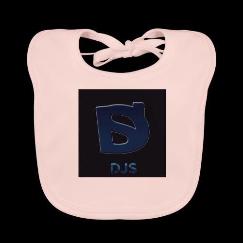 DJS_Logo - Baby Organic Bib