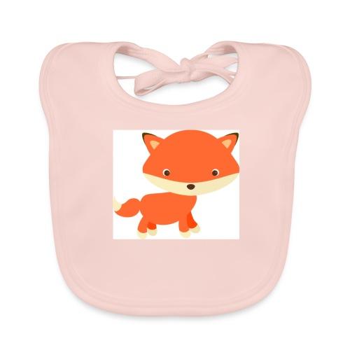 fox_1 - Bio-slabbetje voor baby's