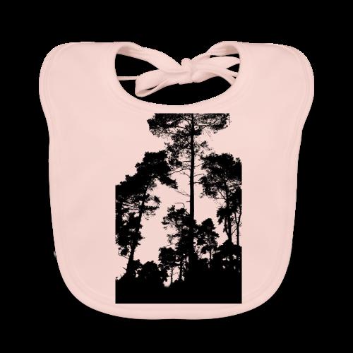 pinus nigra - Baby Organic Bib
