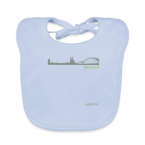 #welove Köln - #domstadt - Baby Bio-Lätzchen