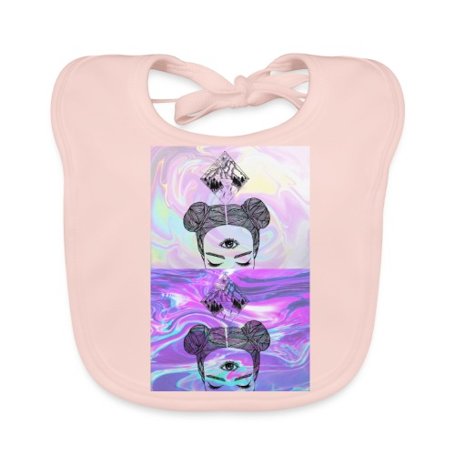 Third Eye - Baby Organic Bib