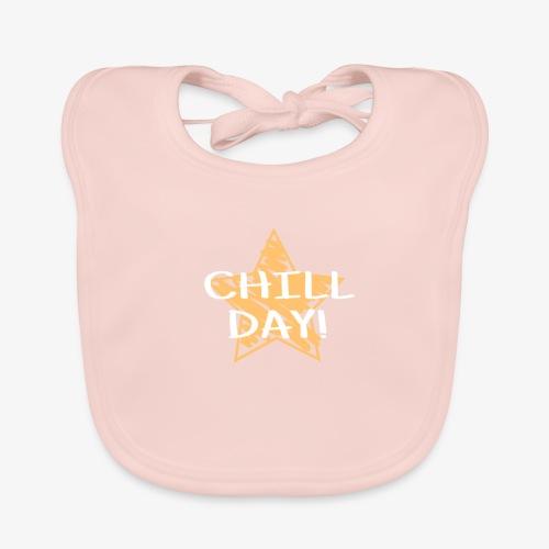 CyBear Chill Day Pillow - Baby Organic Bib