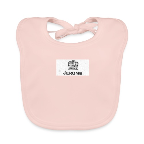 mein Merch:jerome - Baby Bio-Lätzchen