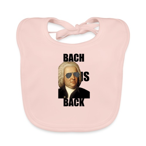 Bach is back - Bavoir bio Bébé