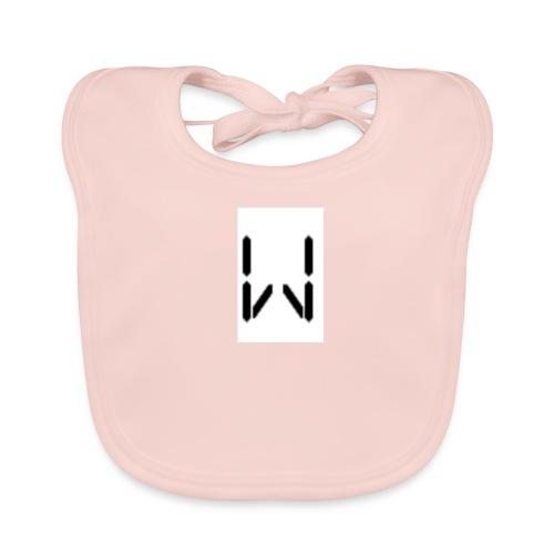 W1ll first logo - Baby Organic Bib