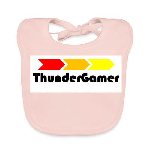 Reusable Thunder Gamer Cup - Baby Organic Bib