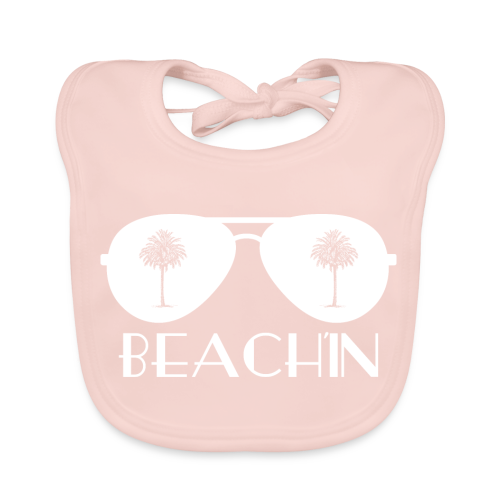 BEACH'IN - Beachlife - Baby Bio-Lätzchen