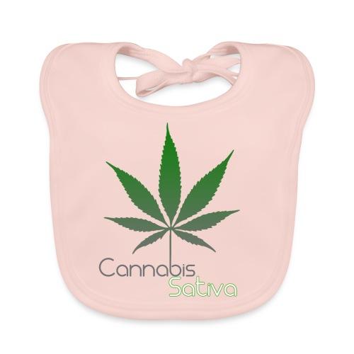 Cannabis Sativa CBD - Baby Bio-Lätzchen