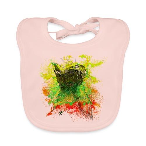 Gatto color sketch - Bavaglino