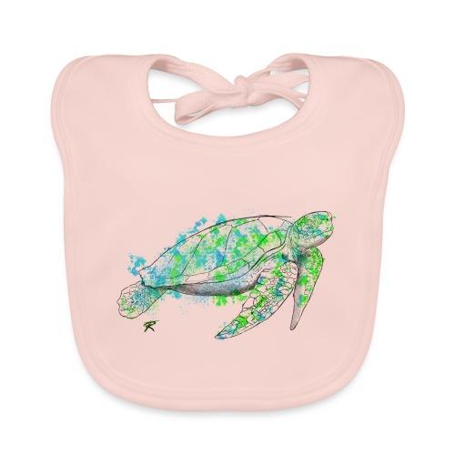 Sea turtle color - Bavaglino