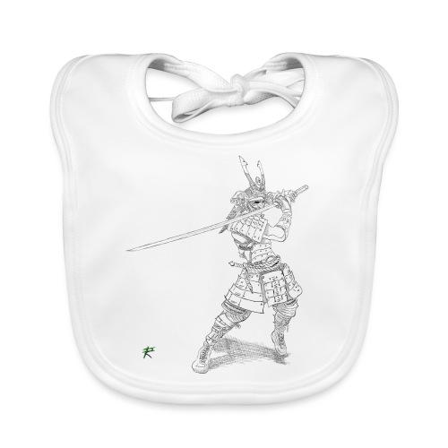Samurai - Bavaglino ecologico per neonato