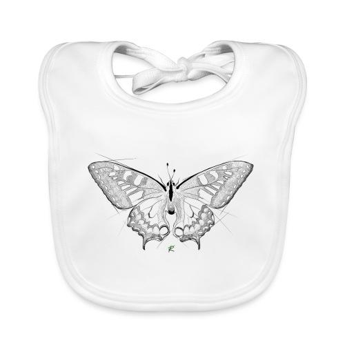 Butterfly - Bavaglino ecologico per neonato