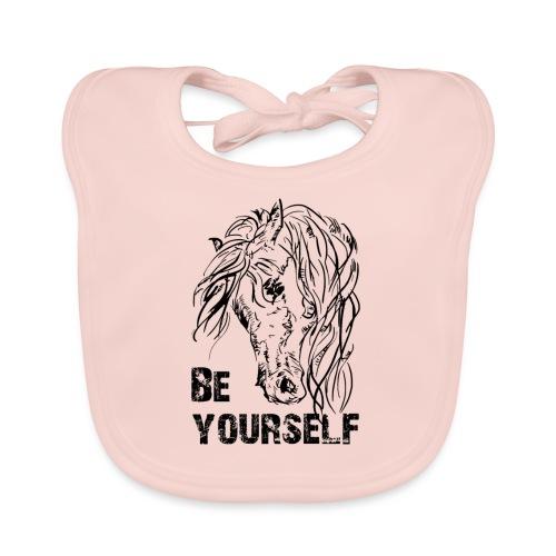 Be yourself - Bio-slabbetje voor baby's