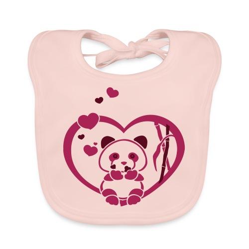 yendapanda - Bio-slabbetje voor baby's