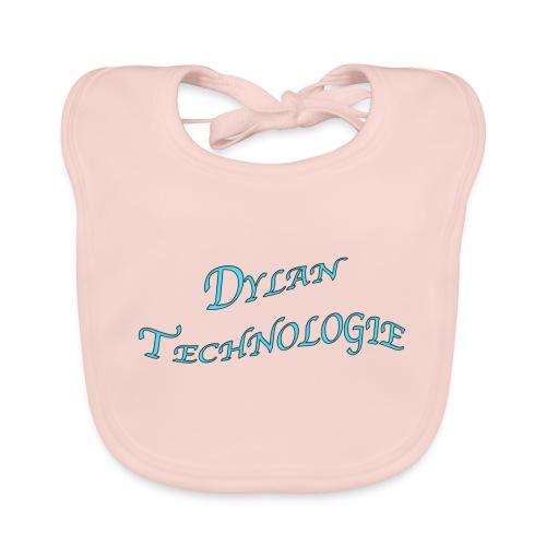 Dylan Technologie - Bavoir bio Bébé