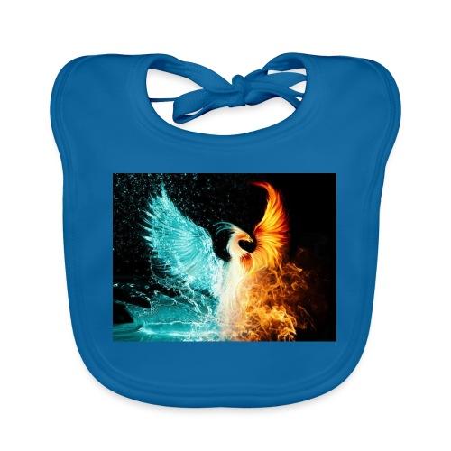 Elemental phoenix - Organic Baby Bibs