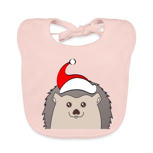 Weihnachts Hed - Baby Bio-Lätzchen
