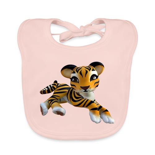Little Tiger - Baby Bio-Lätzchen