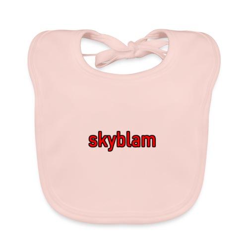 skyblam - Bavoir bio Bébé