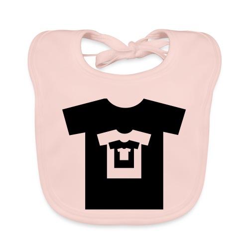 t-shirt récursif - Bavoir bio Bébé