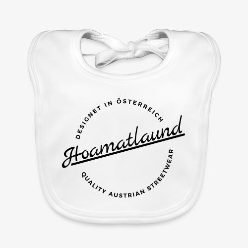 Österreich Hoamatlaund - Baby Bio-Lätzchen