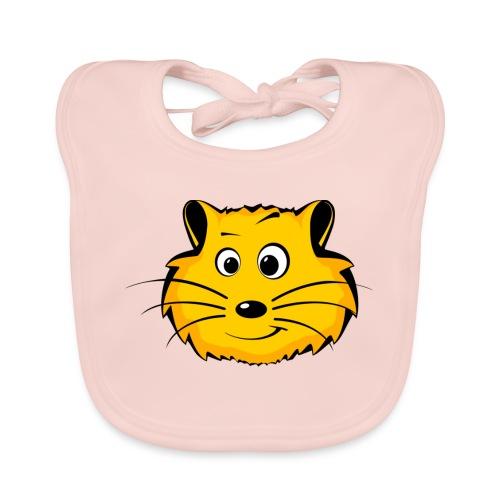 Hamster - Baby Bio-Lätzchen