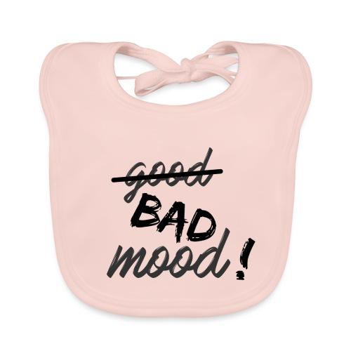 Bad mood ! - Bavoir bio Bébé