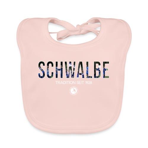 Schwalbe seit 1928 - Baby Bio-Lätzchen