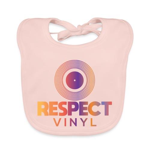 Disco Sisco • Respect Vinyl - Baby Bio-Lätzchen