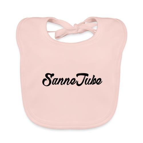 SanneTube Merchandise - Bio-slabbetje voor baby's