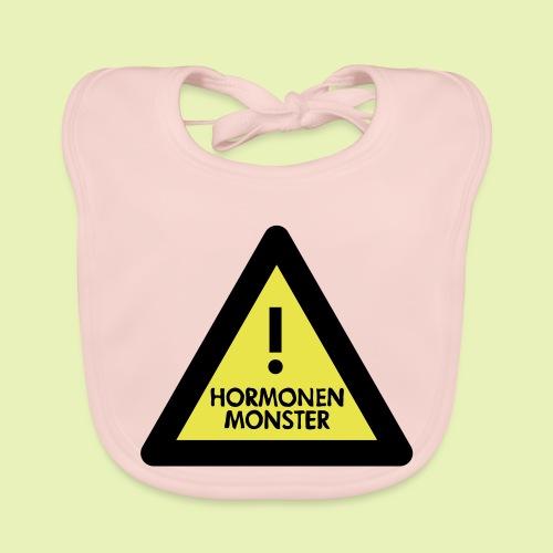 Hormonen monster ( zwanger ) - Bio-slabbetje voor baby's